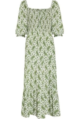 FAITHFULL THE BRAND Le Galet Midi Dress