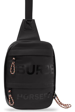 Burberry Herre Skuldervesker - Horseferry canvas shoulder bag