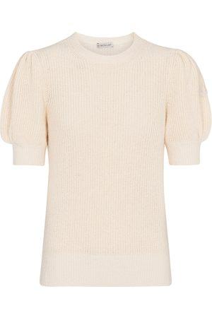 Moncler Cotton-blend sweater