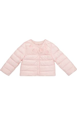Moncler Dunjakker - Baby Denisa floral down jacket