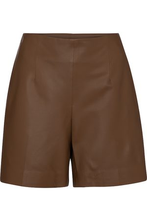 Vince Leather shorts