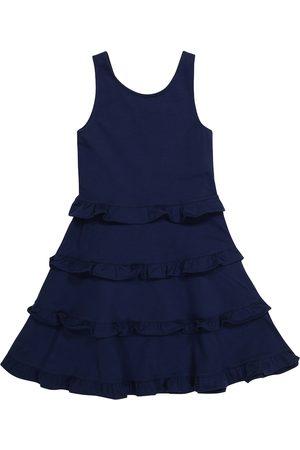 Ralph Lauren Stretch-cotton dress