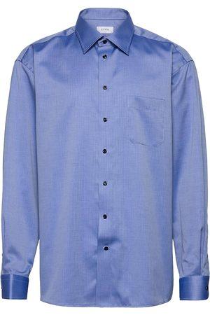 Eton Herre Langermede - Classic Fit Business Signature Twill Shirt Skjorte Business