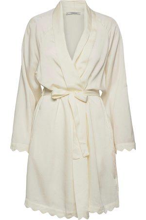 Underprotection Dame Kimonoer - Jane Kimono Kimonos Creme