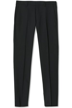 Tiger of Sweden Herre Chinos - Thodd Wool Suit Trousers Black