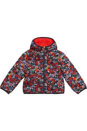 BONPOINT Satina reversible floral puffer jacket