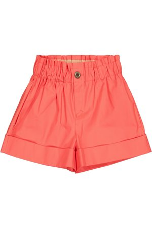 PAADE Halo stretch-cotton shorts