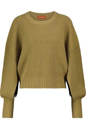 Altuzarra Anthea cotton and cashmere-blend sweater