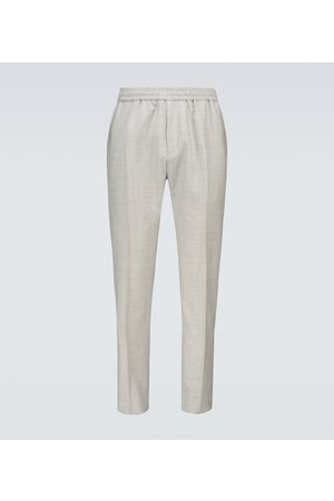 Givenchy Wool trackpants