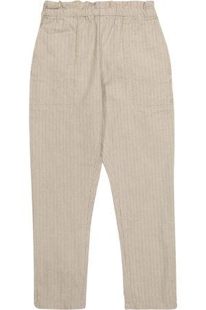 BONPOINT Nandy cotton chambray pants