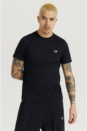 Fred Perry Herre Kortermede - T-shirt Ringer T-shirt