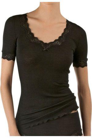 Calida Short Sleeve Top