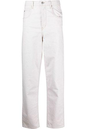 Isabel Marant Étoile Dame Straight - Straight-leg jeans