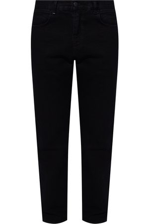 Alexander McQueen Patched jeans