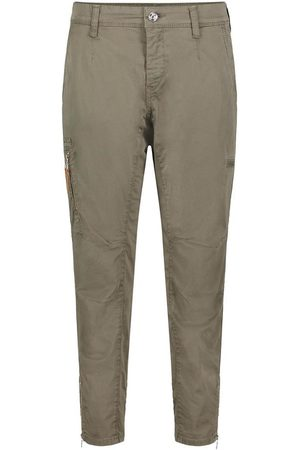 MAC Dame Chinos - Rich Cargo Bukse