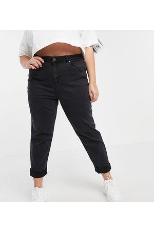Simply Be Mom jean in black