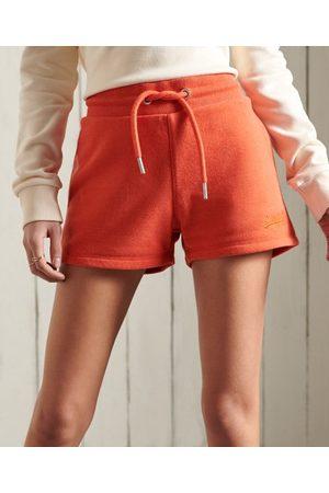 Superdry Klassiske Orange Label-jerseyshorts