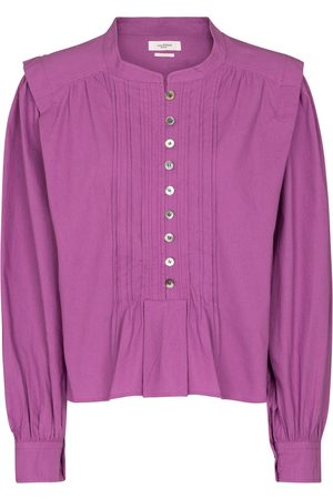 Isabel Marant, Étoile Okina cotton poplin blouse