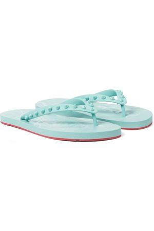 Christian Louboutin Dame Sandaler - Loubi Flip thong sandals