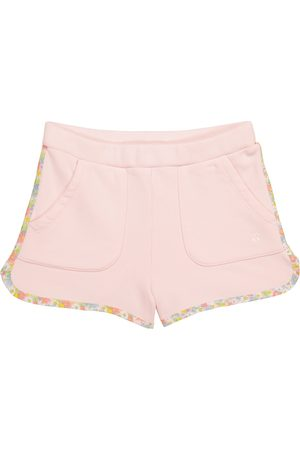 Bonpoint Jente Shorts - Cotton fleece shorts
