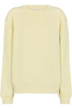Dries Van Noten Dame Sweatshirts - Cotton jersey sweatshirt