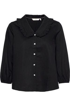 Numph Dame Bluser - Nulacy Shirt Bluse Langermet