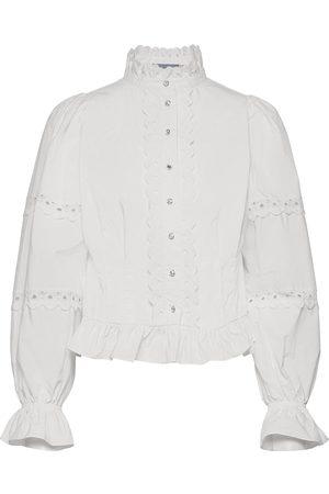 Cras Alexa Shirt Bluse Langermet