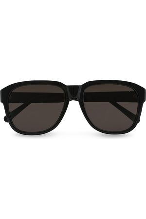 BRIONI Herre Solbriller - BR0088S Sunglasses Black/Grey