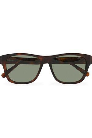 BRIONI Herre Solbriller - BR0081S Sunglasses Havana/Green