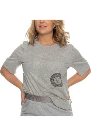 Calvin Klein Dame Loungewear - Icon Lounge T-Shirt