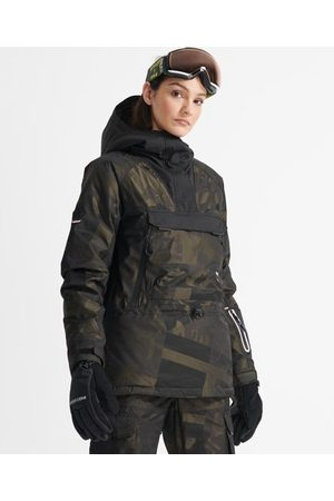 Superdry Sport Freestyle Rescue-jakke til å dra over hodet