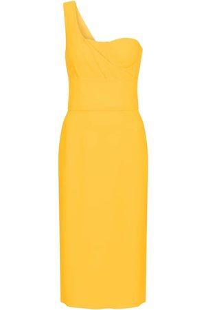 Dolce & Gabbana Dame Midikjoler - One-shoulder midi dress