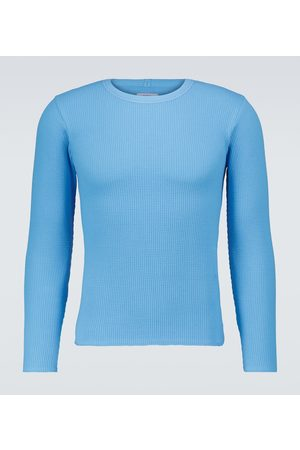 ERL Waffle long-sleeved sweater