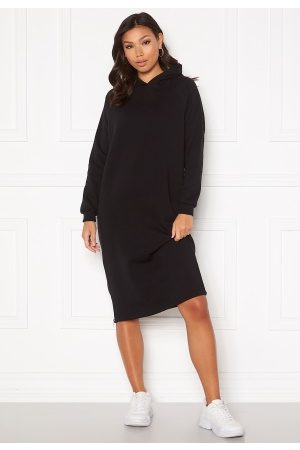 Noisy May Helene L/S Sweat Dress Black M