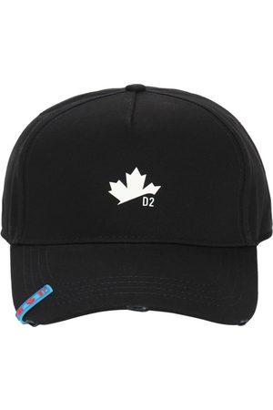 adidas Maple Leaf Embro Cotton Gabardine Cap