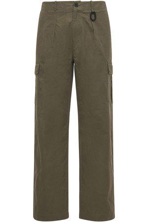 McQ Herre Cargobukser - Albion Ripstop Straight Leg Cargo Pants