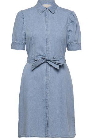 adidas Nikia Shirt Dress Knelang Kjole