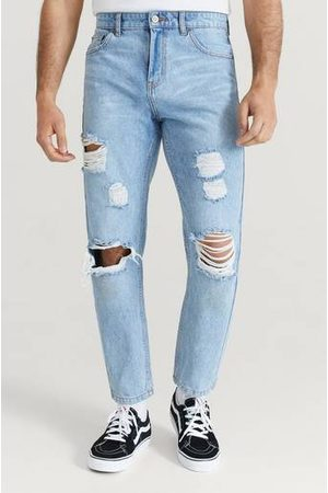 adidas Jeans Ripped Regular Tapered