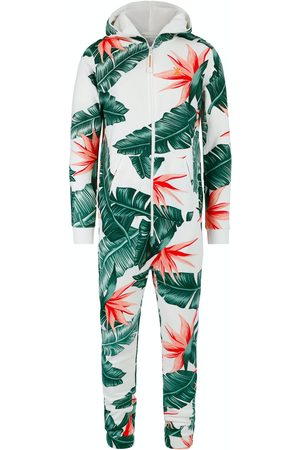 Onepiece Onesies - Beverly Hills Jumpsuit Off White