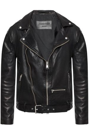 AllSaints Herre Skinnjakker - Wick biker jacket