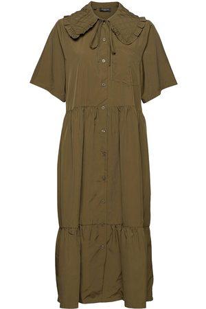 Selected Slfronda 2/4 Shirt Dress Ex Dresses Shirt Dresses