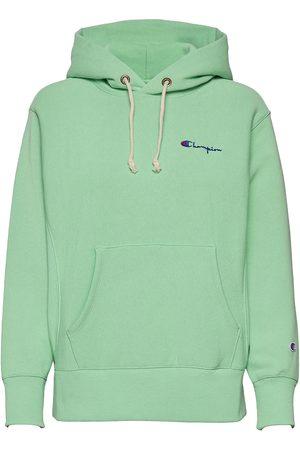Champion Hooded Sweatshirt Hettegenser Genser Grønn