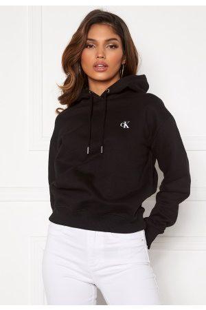 Calvin Klein CK Embroidery Hoodie BAE CK Black L