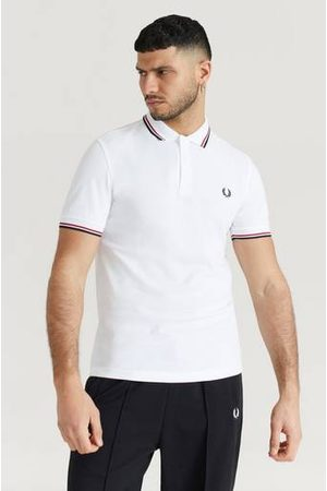 Fred Perry Piké Twin Tipped FP Shirt