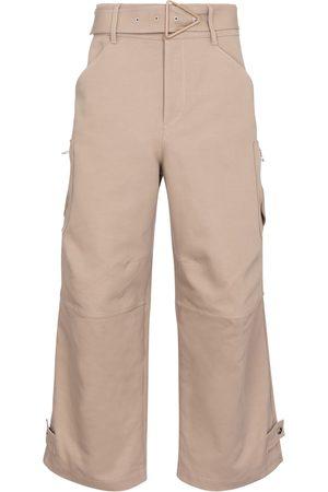 Bottega Veneta Cotton canvas cargo pants