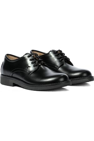 Tod's Leather Derby shoes