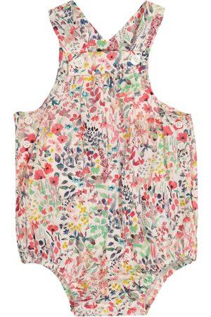 BONPOINT Body - Baby Ever Liberty floral cotton bodysuit