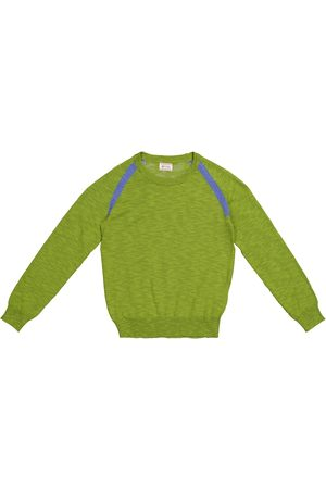 MORLEY Nevil cotton-blend sweater