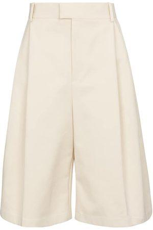 Bottega Veneta Cotton Bermuda shorts