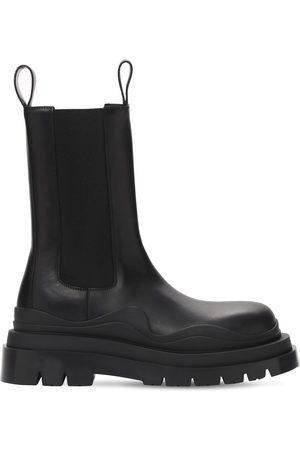 Bottega Veneta Herre Chelsea boots - Bv Tire Leather Chelsea Boots